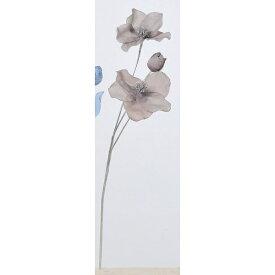 【造花】アスカ/クリスマスローズ×2 つぼみ×1 #063S シルバーグレイ/AX69030-63S【01】【01】【取寄】《 造花(アーティフィシャルフラワー) 造花 花材「か行」 クリスマスローズ 》