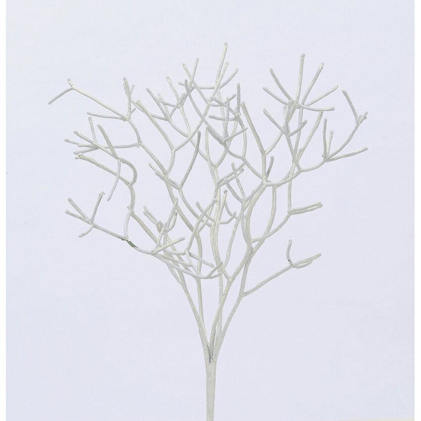 【造花】アスカ/ミルクブッシュ NO.011S ストーン/A-43023-11S【01】【取寄】《 造花(アーティフィシャルフラワー) 造花枝物 その他の造花枝物 》
