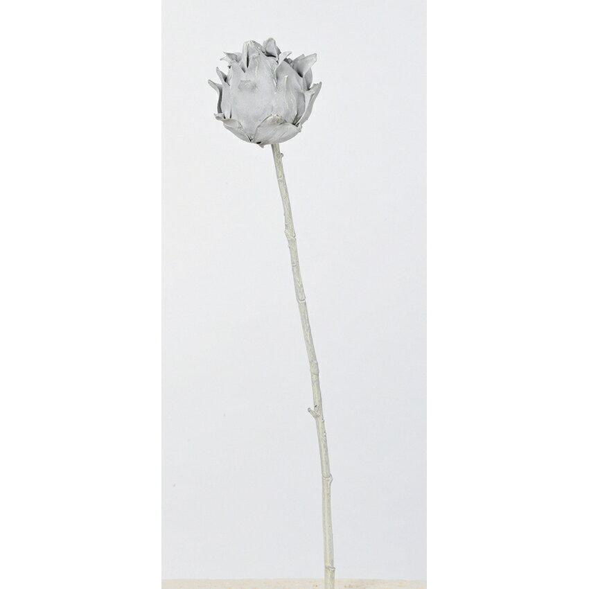 【造花】アスカ/アーティチョーク #011S ストーン/A-43026-11S【01】【取寄】《 造花(アーティフィシャルフラワー) 造花実物、フェイクフルーツ フルーツ、ベジタブル 》