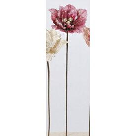 【造花】アスカ/マグノリア #015C バーガンディクリーム/AX69310-15C【01】【01】【取寄】《 造花(アーティフィシャルフラワー) 造花 花材「ま行」 モクレン(木蓮)・マグノリア 》