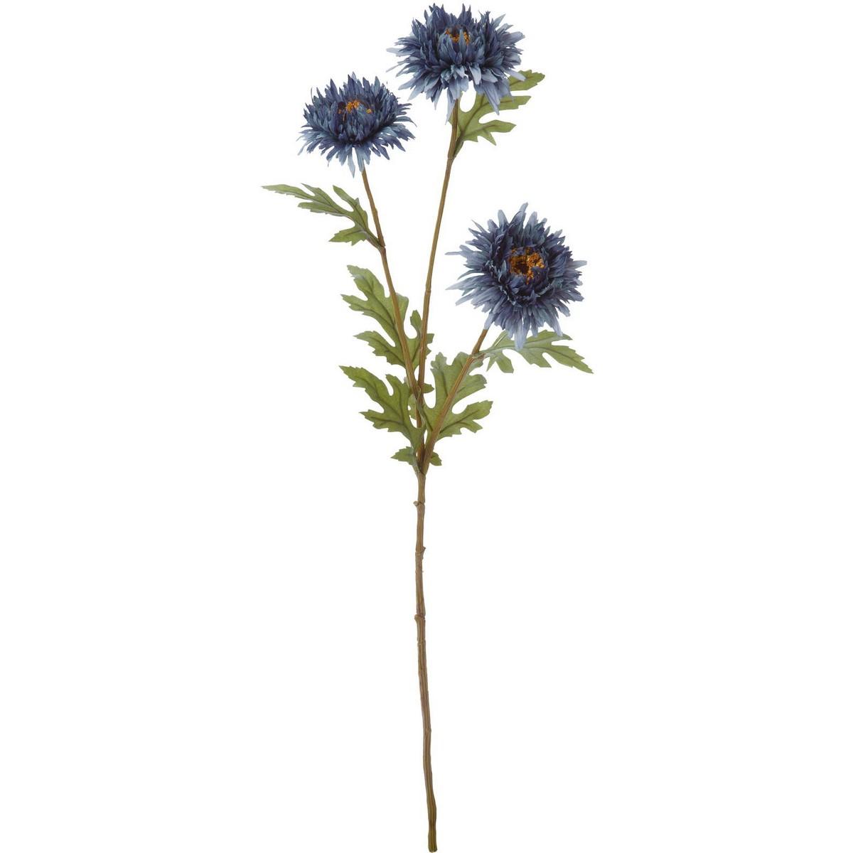 【造花】YDM/ドライドアスタースプレー/FA-7188BLU【01】【01】【取寄】《 造花(アーティフィシャルフラワー) 造花 花材「あ行」 アスター 》
