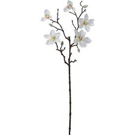 【造花】YDM/モクレンスプレー/FA-7200W【01】【取寄】