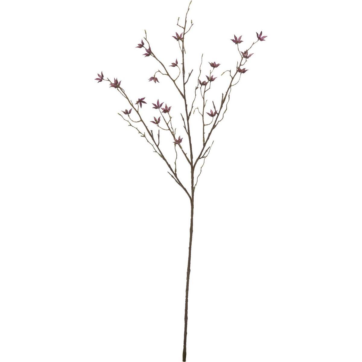 【造花】YDM/スターアニスブランチ/FG-4928BUR【01】【01】【取寄】《 造花(アーティフィシャルフラワー) 造花枝物 その他の造花枝物 》