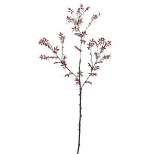 【造花】YDM/山椒リーフスプレー/FG-4936BR【01】【取寄】造花(アーティフィシャルフラワー) 造花葉物、フェイクグリーン その他の造花葉物・フェイクグリーン 手作り 材料