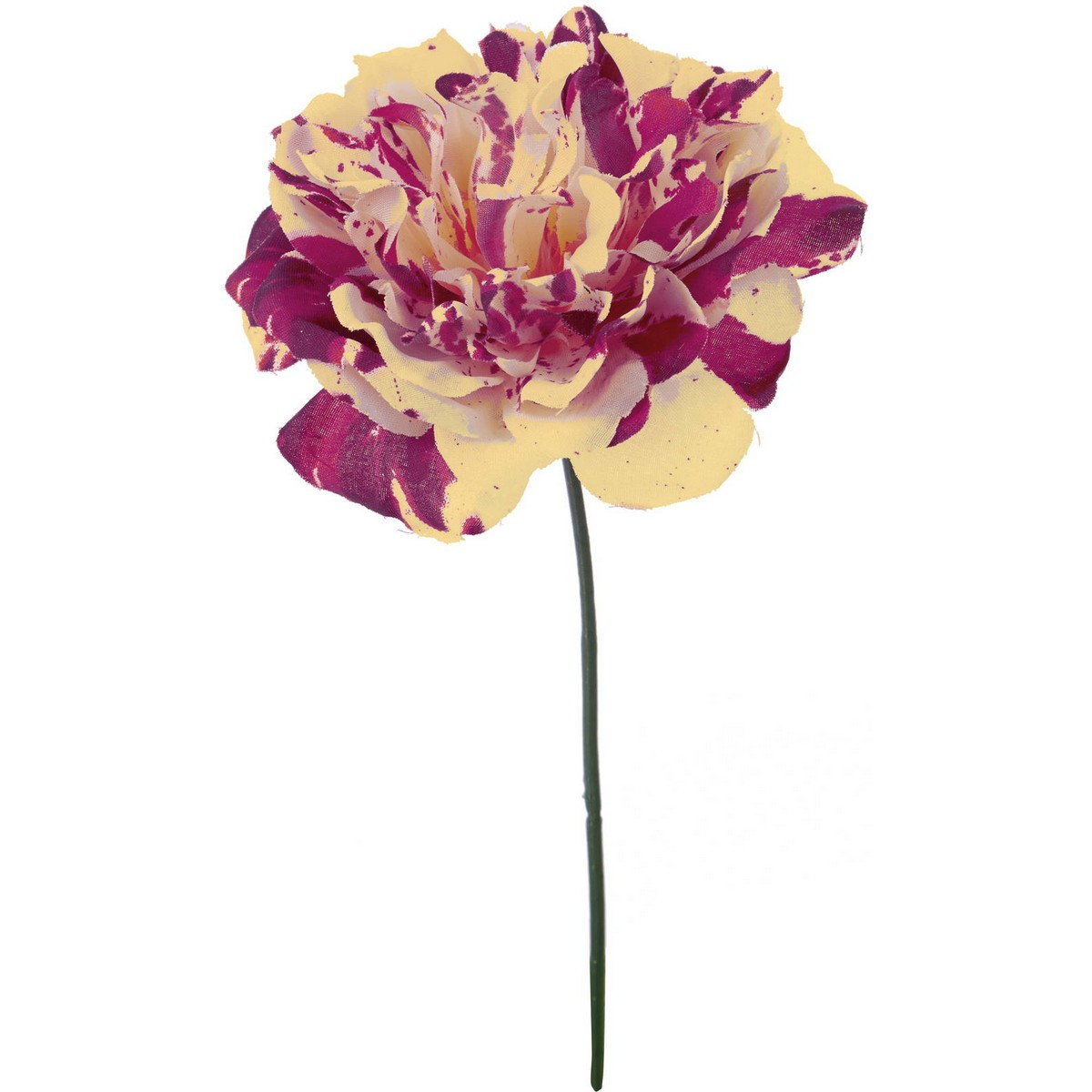 【造花】YDM/雅牡丹ピック/FS-5278PU【01】【01】【取寄】《 造花(アーティフィシャルフラワー) 造花 花材「は行」 ハボタン(葉牡丹) 》