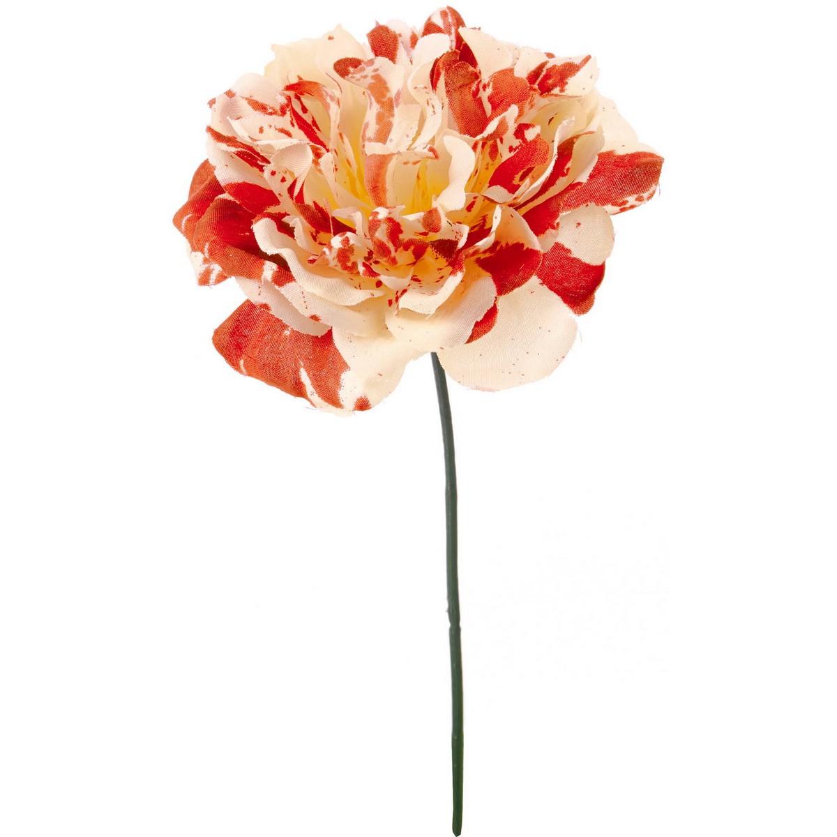 【造花】YDM/雅牡丹ピック/FS-5278R【01】【01】【取寄】《 造花(アーティフィシャルフラワー) 造花 花材「は行」 ハボタン(葉牡丹) 》