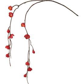 【造花】YDM/シダレウメ/FS-5300R【01】【01】【取寄】《 造花(アーティフィシャルフラワー) 造花 花材「あ行」 ウメ(梅) 》