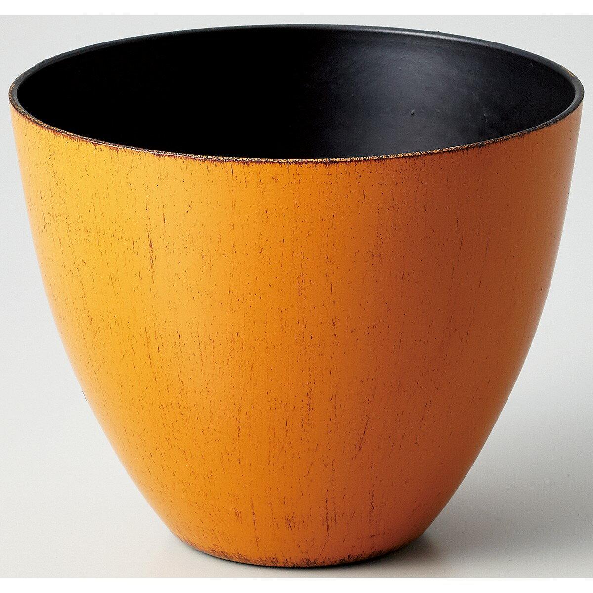 WABIポットM MOI−63 MOI−633 イブシヤマブキ/134-633-5【01】【取寄】《 花器、リース 花器・花瓶 プラスチック・アクリル花器 》