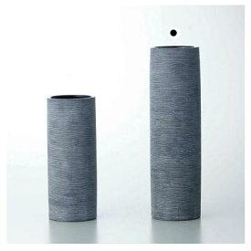 即日 クレイ/EarthenwareCylinder GRAY/144-745-860