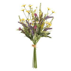 即日 【造花】MAGIQ(東京堂)/ミックスガーデンブーケ MIX ミックス/FM001885造花(アーティフィシャルフラワー) 造花葉物、フェイクグリーン ハーブ 手作り 材料