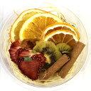 即日 【ドライ】Ginka/お花屋さんのドライフルーツ(苺・キウイ・オレンジ・シナモン)≪ハーバリウム≫《 ドライフラ…