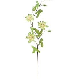 【造花】YDM/トケイソウ グリーン/FA-7230-GR【01】【取寄】
