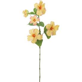 【造花】YDM/ペチュニアスプレー イエローオレンジ/FA-7208-YOR【01】【取寄】