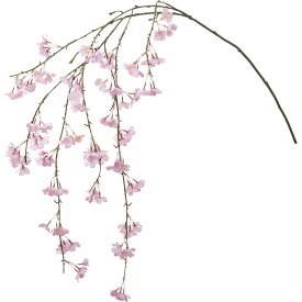 即日 【造花】YDM/シダレザクラ ピンク/FS-7887-P