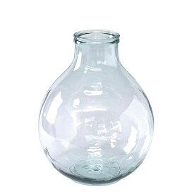 SPICE/VALENCIA リサイクルガラスフラワーベース TRES クリア/VGGN1030【01】【取寄】