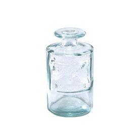 SPICE/VALENCIA リサイクルガラスフラワーベース SIETE クリア/VGGN1070【07】【取寄】[6個]