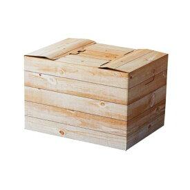 ササガワ(タカ印)/インテリアボックス 白木/32-5591【01】【取寄】《 店舗ディスプレイ 家具・収納 ボックス 》
