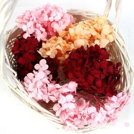 即日 【プリザーブド】フロールエバー/アンデスアジサイ ピンク系3色 はなどんやオリジナルアソート