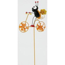 エイチツーオー/木製風車ピック 自転車L/H2686【01】【取寄】[24個]