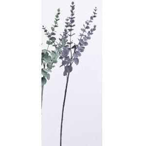 【造花】アスカ/ユーカリ #100 ブラック/A-43275-100【01】【取寄】