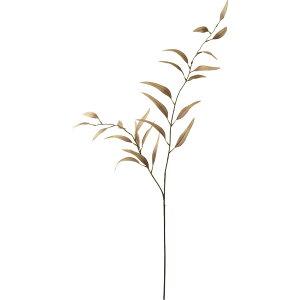 【造花】YDM/スリムユーカリスプレー/FG-5072-BR【01】【取寄】