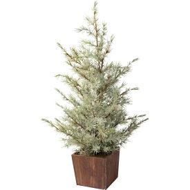 YDM/ローズマリーポット/GLA-1509【01】【取寄】 店舗ディスプレイ クリスマス飾り クリスマスツリー