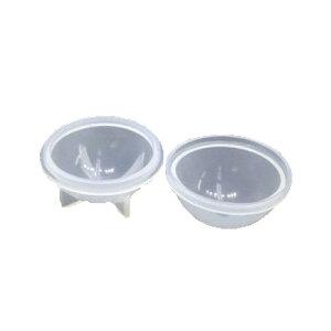 そらプリ/シリコンモールド 球体 約50mm/sm014【01】【取寄】 固まるハーバリウム シリコン型 手作り 材料