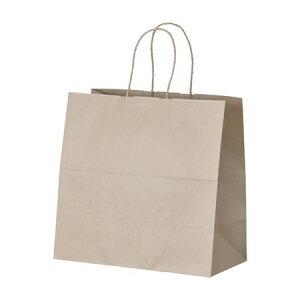 HOSHINO/キャリーバッグ AT−L NO.2(ブラウン)/314252【01】【取寄】[100枚] ラッピング用品 ・梱包資材 ラッピング袋・梱包袋 手提げ袋