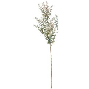 【造花】アスカ/ユーカリ グリーンブラウン/A-43508-028G【01】【取寄】
