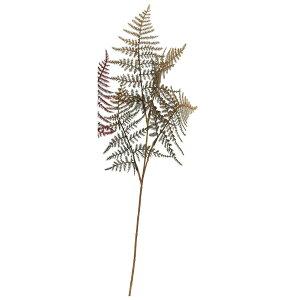 【造花】アスカ/アスパラガスファーン ブラウン/A-43528-028【01】【取寄】
