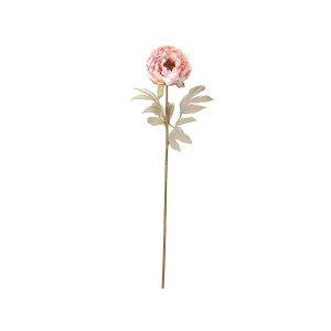 【造花】MAGIQ(東京堂)/ロマンティカピオニー #2 LTPK/FM005185-002【01】【取寄】造花(アーティフィシャルフラワー) 造花 花材「さ行」 シャクヤク(芍薬)・ボタン(牡丹)・ピオニー 手作り