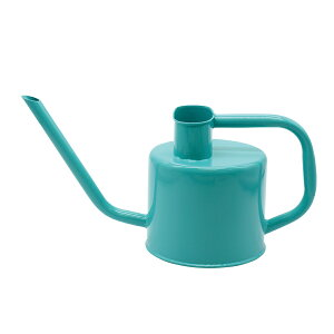 DoLABO/スチールウォータリングカン1.7L ターコイズ/42242【01】【取寄】[2個]ガーデニング用品 ツール(道具) じょうろ・散水用具 手作り 材料