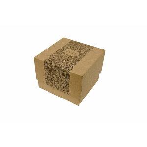 箱話(ハコバナ)/デザインボックス カク120 アンティークレース【01】【取寄】 花器、リース 花器・花瓶 ボックス 手作り 材料
