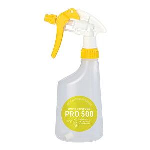 DoLABO/キャニオンマルチスプレー 500ml イエロー/42359【01】【取寄】[6個]ガーデニング用品 ツール(道具) じょうろ・散水用具 手作り 材料