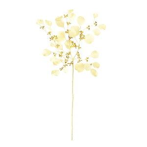 【造花】MAGIQ(東京堂)/ミルナチュラユーカリ IVORY/FG003683【01】【取寄】 造花(アーティフィシャルフラワー) 造花葉物、フェイクグリーン ユーカリ