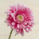 即日★【造花】YDM/ガーベラ ピンク/FF2854-P【00】《 造花(アーティフィシャルフラワー) 造花 花材「か行」 ガー…