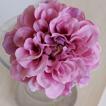 即日 【造花】アスカ/ダリアピック ローズ/A-31451-5《 造花(アーティフィシャルフラワー) 造花 花材「た行」 ダリア 》