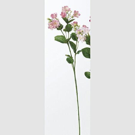 【造花】アスカ/A-39584 ジャスミンX9 つぼみX19 NO.003 ピンク/A-39584-003【01】【取寄】《 造花(アーティフィシャルフラワー) 造花 花材「さ行」 ジャスミン 》