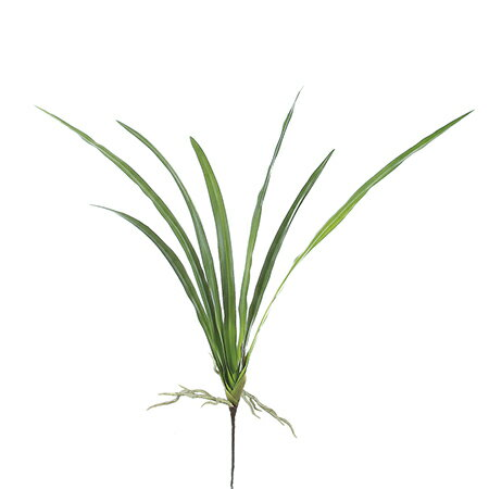 【造花】アスカ/A-41939 シンビジュームリーフ NO.051A グリ−ン/A-41939-051A【01】【取寄】《 造花(アーティフィシャルフラワー) 造花 花材「さ行」 シンビジューム 》