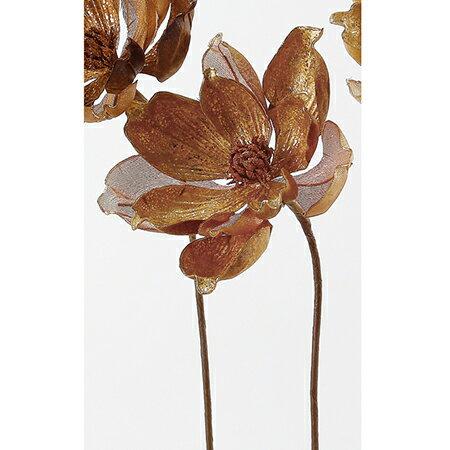 【造花】アスカ/マグノリア #028E カッパ−/AX68401【01】【01】【取寄】[12本]《 造花(アーティフィシャルフラワー) 造花 花材「ま行」 モクレン(木蓮)・マグノリア 》