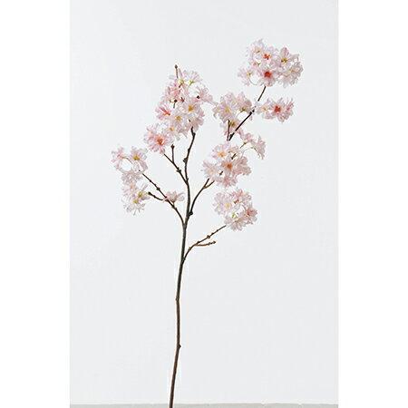 【造花】アスカ/八重桜×53 ツートンピンク/A-31650-3T【01】【取寄】《 造花(アーティフィシャルフラワー) 造花 花材「さ行」 さくら(桜) 》