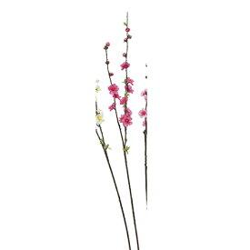 【造花】アスカ/桃スプレー ホットピンク/A-03850-23H【01】【取寄】