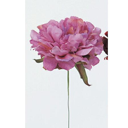 即日 【造花】アスカ/ピオニーピック ローズ/A-31454-5《 造花(アーティフィシャルフラワー) 造花 花材「さ行」 シャクヤク(芍薬)・ボタン(牡丹)・ピオニー 》