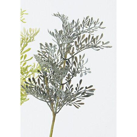 即日 【造花】アスカ/ハーブピック グレイグリーン/A-41459-63G《 造花(アーティフィシャルフラワー) 造花葉物、フェイクグリーン ハーブ 》