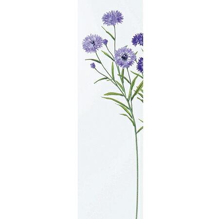 【造花】アスカ/コーンフラワー×3 つぼみ×2 ライトラベンダー/A-36063-16【01】【01】【取寄】《造花(アーティフィシャルフラワー) 造花 「か行」 コーンフラワー》