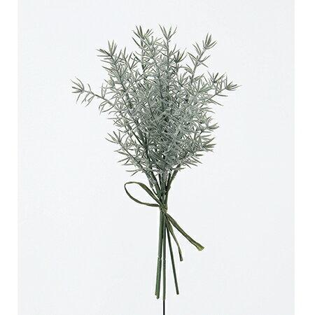 即日★【造花】アスカ/ハーブバンチ フロストグリーン/A-41154-51F《 造花(アーティフィシャルフラワー) 造花葉物、フェイクグリーン ハーブ 》