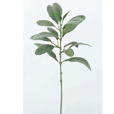 即日 【造花】アスカ/ラムズイヤー フロストグリーン/A-40969-51F《 造花(アーティフィシャルフラワー) 造花葉物、フェイクグリーン ハーブ 》