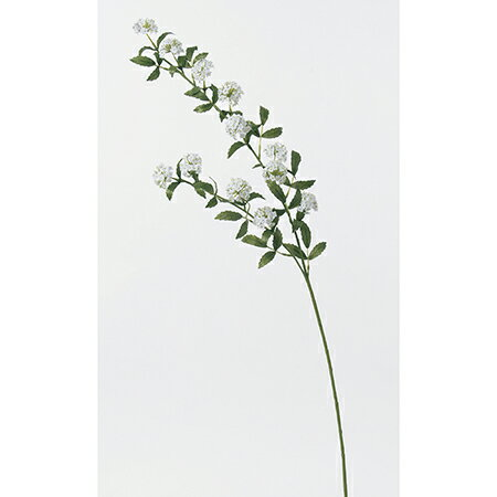 【造花】アスカ/コデマリ×12 ホワイト/A-31954-1【01】【01】【取寄】《 造花(アーティフィシャルフラワー) 造花 花材「か行」 コデマリ 》