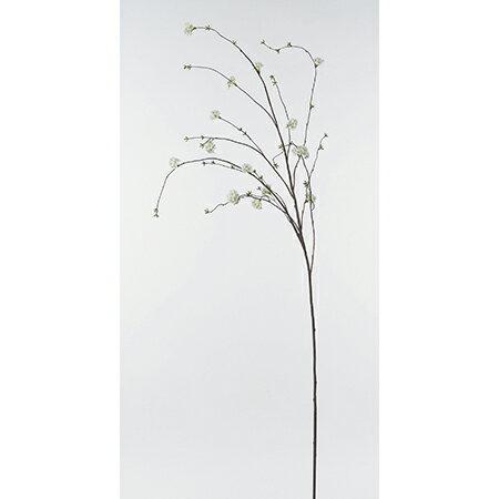 【造花】アスカ/コデマリ×15 ホワイト/A-31955-1【01】【01】【取寄】《 造花(アーティフィシャルフラワー) 造花 花材「か行」 コデマリ 》