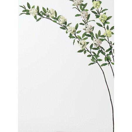 【造花】アスカ/コデマリ×5 ホワイト/A-32251-1《 造花(アーティフィシャルフラワー) 造花 花材「か行」 コデマリ 》
